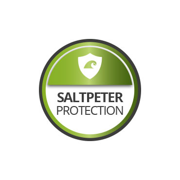 Saltpeter treatment