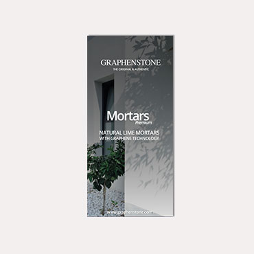 Brochure Graphenstone Mortars 2019