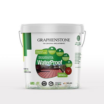 Waterproog treatment for roofs