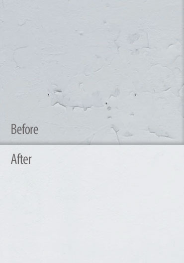 Saltpeter resistant treatment